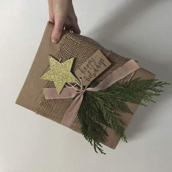 kraft paper gifts